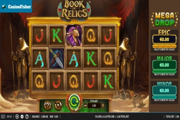 Book of Relics slot
