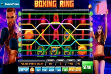 Boxing Ring slot