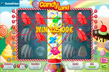 Candy Land (Capecod Gaming) slot
