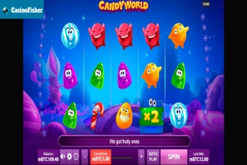 Candy World slot