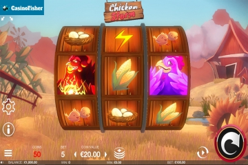 Chicken Storm slot
