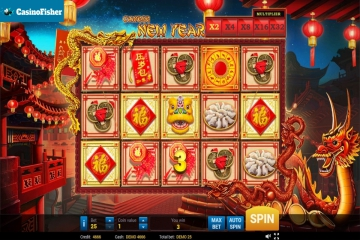 Chinese New Year (Evoplay) slot