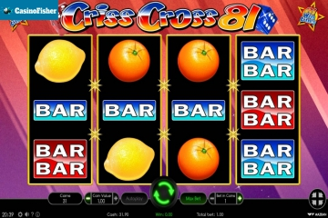 Criss Cross 81 slot