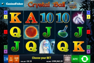 Crystal Ball GDN slot