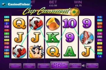 Cup Carnaval slot