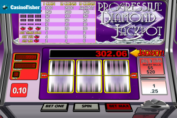 Diamond Jackpot slot