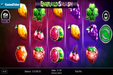 Emerald Smash slot
