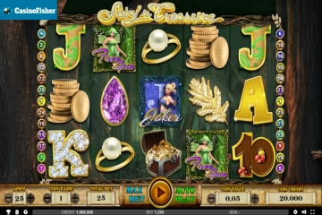 Fairy's Treasure slot