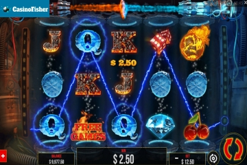 Fire vs. Ice slot