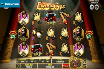 Fist of Gold slot