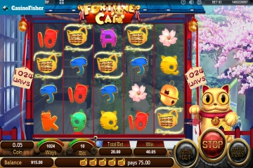 Fortune Cat (SimplePlay) slot