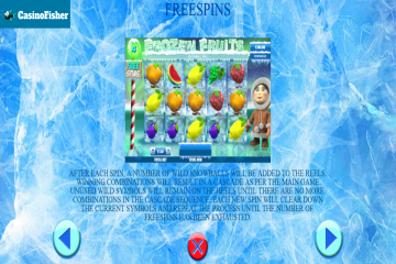 Frozen Fruits (Games Warehouse) slot