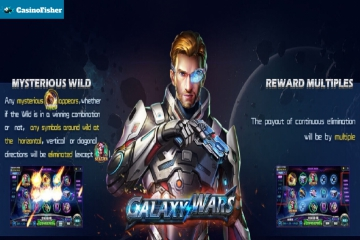 Galaxy Wars slot