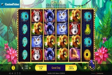 Gold Panther slot