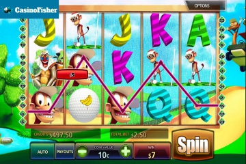 Golf n Monkeys slot