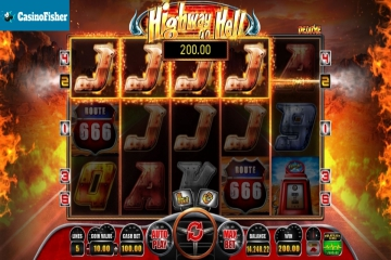 Highway to Hell Deluxe slot