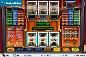 Hold to Win slot