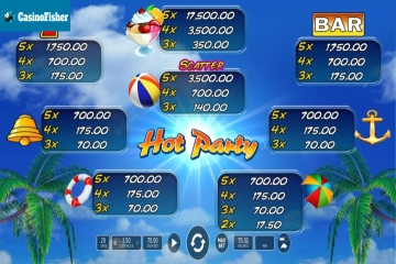 Hot Party slot