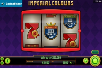 Imperial Colours slot