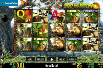 Into The Woods HD slot