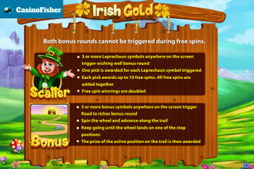 Irish Gold (Cozy) slot