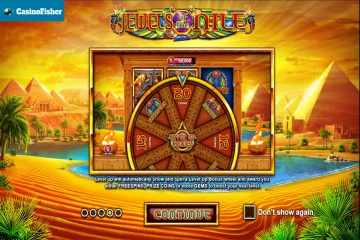 Jewels of the Nile slot