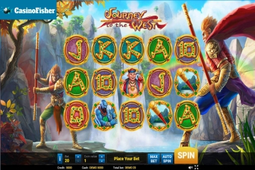 Journey To The West (Evoplay) slot