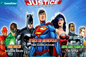 Justice League (NextGen) slot