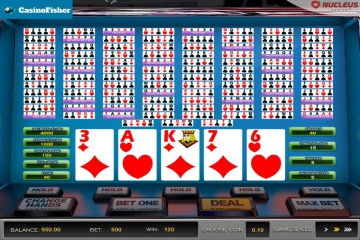All American MH (Nucleus Gaming) slot