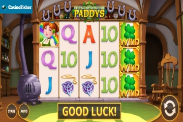 Keeping Up with the Paddys slot