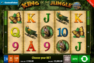 King of the Jungle GDN slot