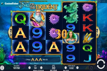 King of the Trident slot