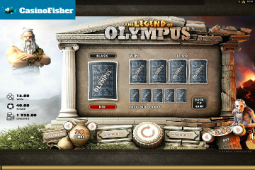 Legend of Olympus slot