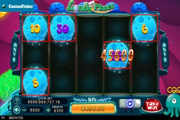 Lonely Planet slot