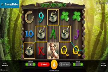 Lucky Lady's Clover slot