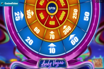 Lucky Vegas slot