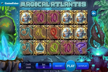 Magical Atlantis slot