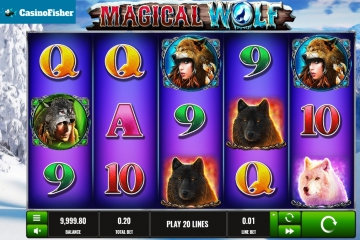 Magical Wolf slot
