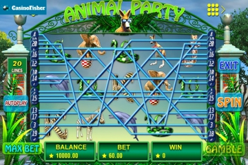 Animal Party slot
