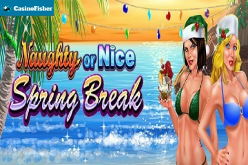 Naughty or Nice Spring Break slot