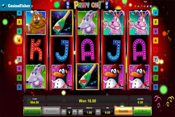 Party On! slot