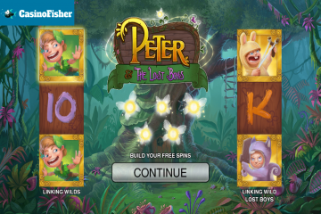 Peter & the Lost Boys slot