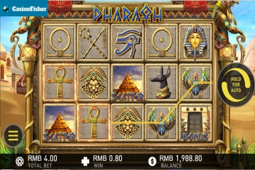 Pharaoh (GamePlay) slot