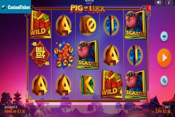 Pig of Luck slot