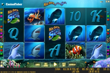 Riches of the Sea HD slot