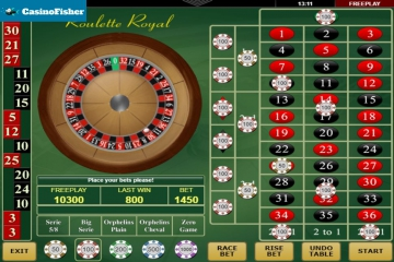 Roulette Royal (Amatic Industries) slot