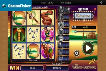 Scratch The Snake Charmer slot