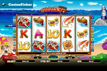 Shaaark! Superbet slot