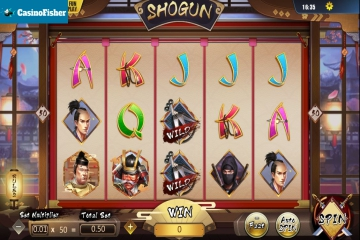 Shogun slot