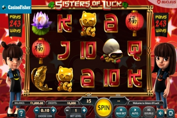 Sisters of Luck slot